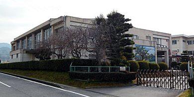 幸田町荻谷小学校 体育館屋上防水